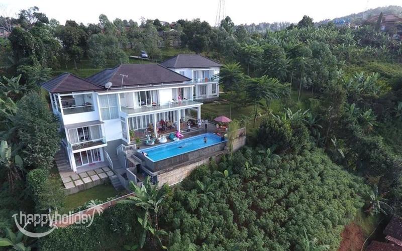 Review Harga Sewa Villa Bumi Baribis Dago Bandung