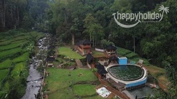 Keindahan Wisata Curug Ciangin Muara Jambu Subang