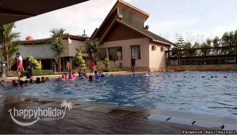 Harga Penginapan Villa Rancabango Garut Happy Holiday