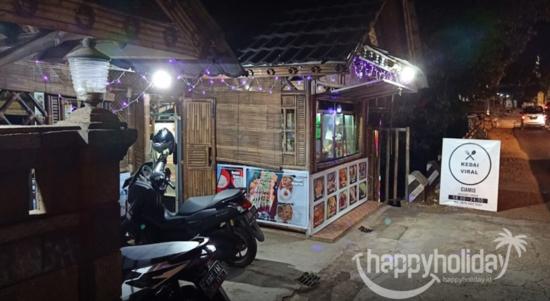 kedai viral Tempat nongkrong di ciamis
