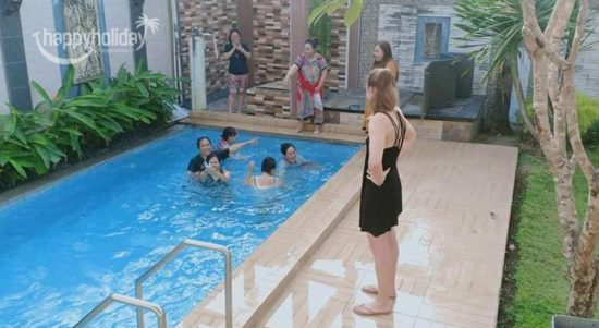 villa di jogja untuk rombongan kapasitas 30 orang