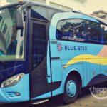 Harga Sewa Bus Pariwisata Blue Star