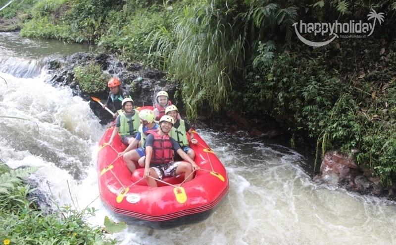 Paket Outbound Rafting Dan Paintball 2 hari 1 Malam Di Bandung