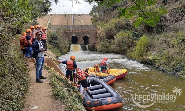 Rafting Paket Wisata Liburan Tour Pangalengan