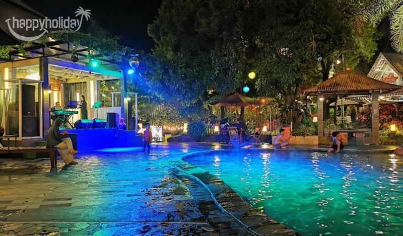 Harga Pemandian Air Panas Gracia Spa Resort Hotel Ciater