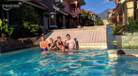 Villa Bukit Cipendawa Cipanas