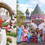 Wahana Fasilitas Fairy Garden Lembang
