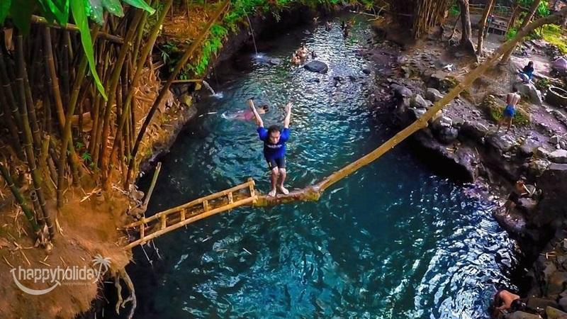Fasilitas Tiket Masuk Blue Lagoon Jogja