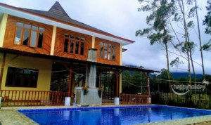 Villa Cempaka Pangalengan