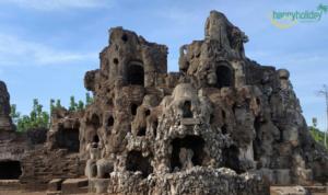 Sejarah & Tiket Masuk Gua Sunyaragi Cirebon
