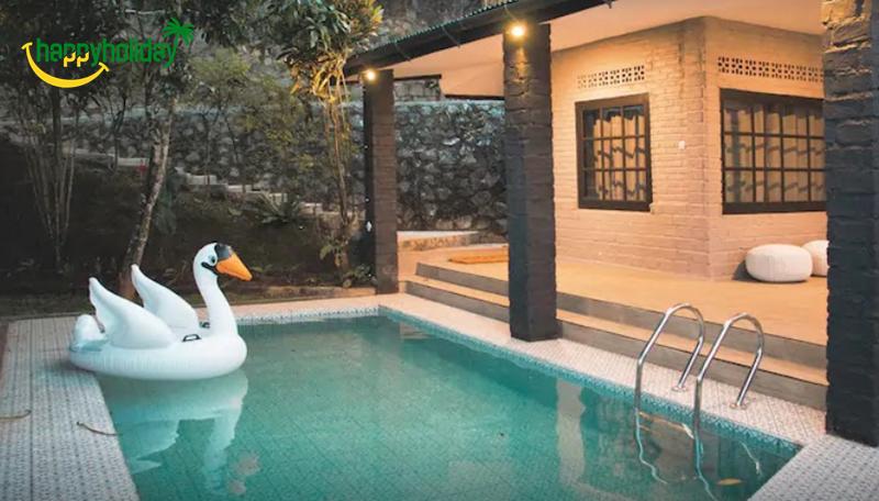 Villa Baba Puncak Bogor