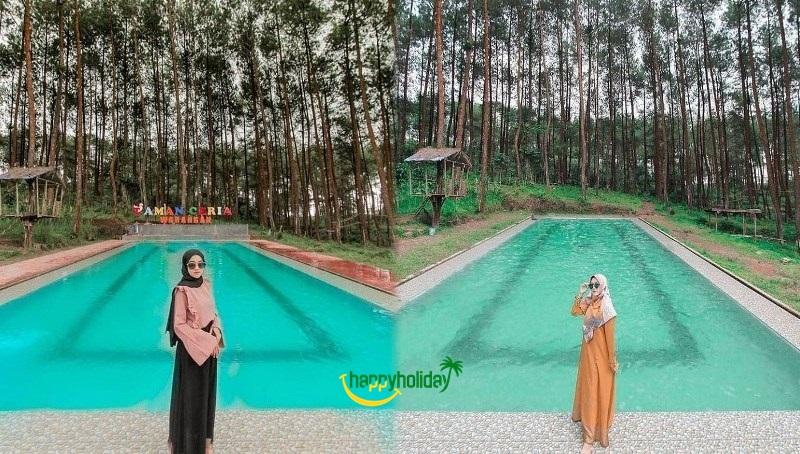 Taman Ceria Warangan Kepil Wonosobo