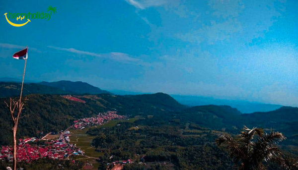 Wisata hits di subang bukit pilar banjaran
