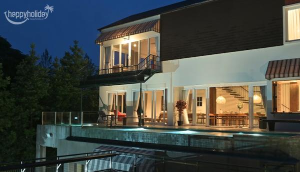 harga Villa Casa D'langit Lembang