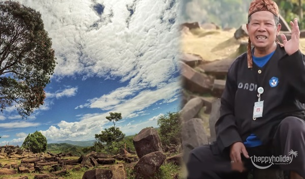 Misteri Gunung Padang Cianjur