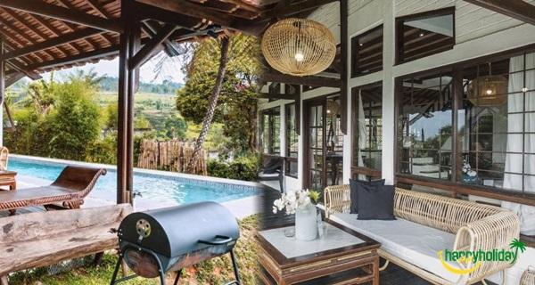 Villa Art Hill Puncak Bogor