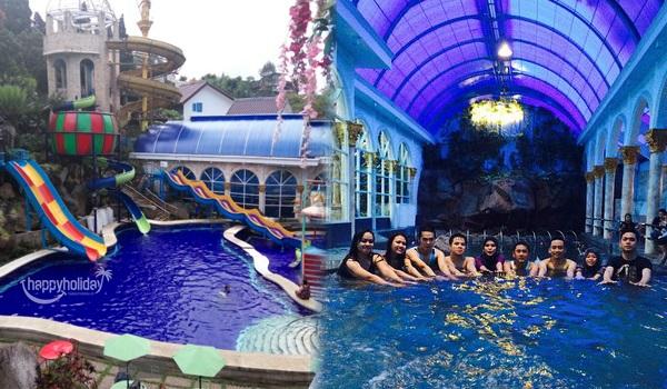 Harga Hotel Di Lembang Dengan Kolam Renang Air Panas