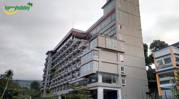 Hotel Di Lembang Dengan View Bagus bukit vipassana