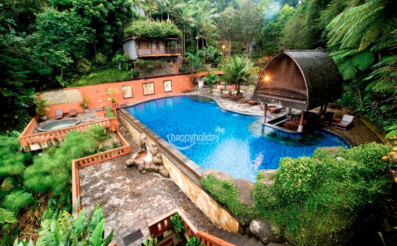 Hotel Di Lembang Dengan View Bagus