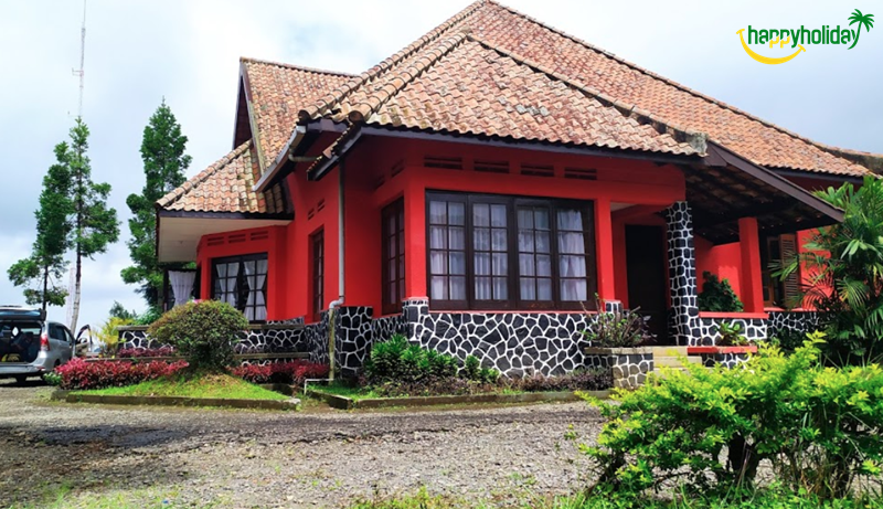 Villa Merah Lembang