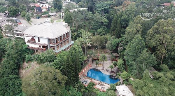 Hotel Di Lembang Dengan Kolam Renang Air Panas