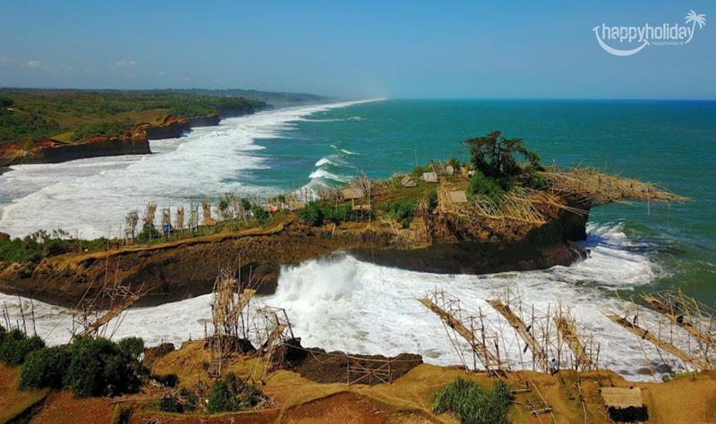 Daftar Pantai indah di sukabumi yang bagus