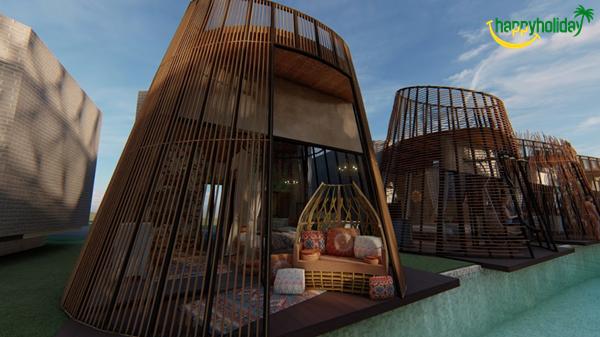 Harga Penginapan Dusun The Villas Semilir Bawen Semarang