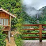 Harga Penginapan Cileutuh Hills Lodge Sukabumi