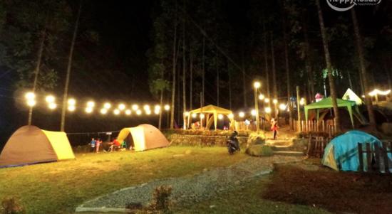 Review Harga Resort Dan Camping Ground Wonderful Citamiang Bogor