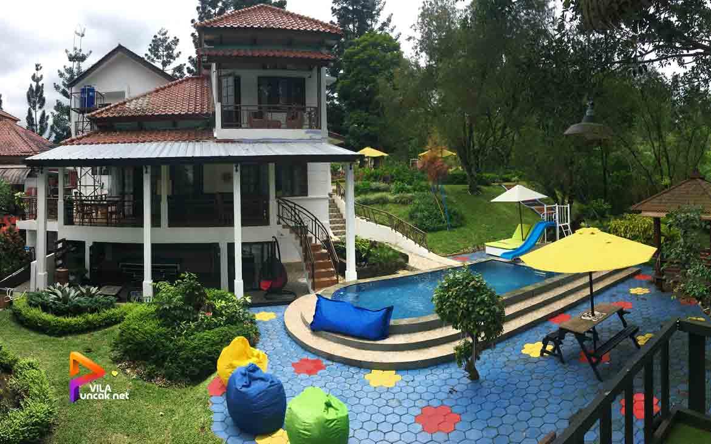 Villa MLN 5 Kamar