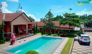 Villa Ciater Untuk 40 Orang