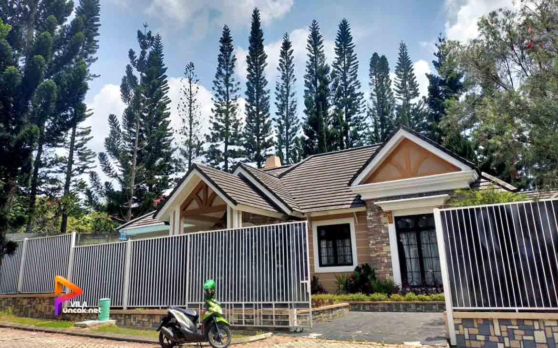 Sewa Villa Murah Di Puncak Ada Kolam Renang Villa Alkobu