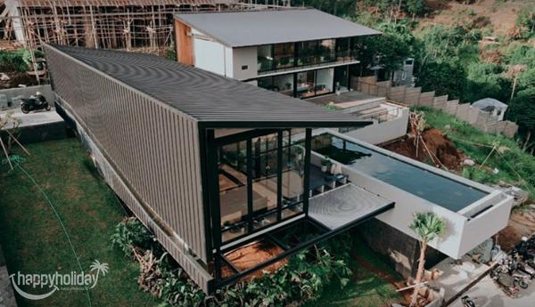 Review sarasae villa